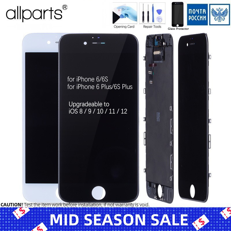 OEM AAA Display For IPhone 6 / IPhone 6 Plus LCD 3D Touch