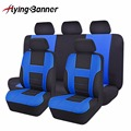 Full Set Auto Interior Accessories Car Seat Cover Fit For Toyota Hyundai Mazada Nissan Universal Car Covers Protector Seat Chair