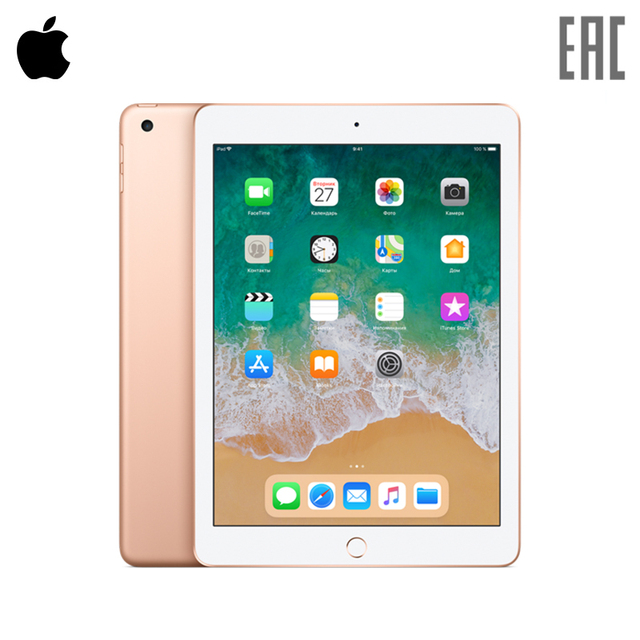 "Планшет Apple iPad Wi-Fi 9.7"" 32 ГБ (2018)"