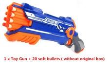 New!!!Pistol Gun Plastic Toy Gun Sniper Rifle Orbeez Arme Blaster With 12 Darts Kids Toys For Children Birthday Gifts hot sale