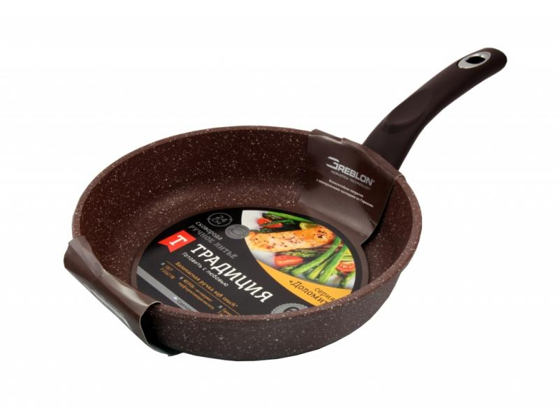 Frying Pan Tradition, Dolomite, 24 cm
