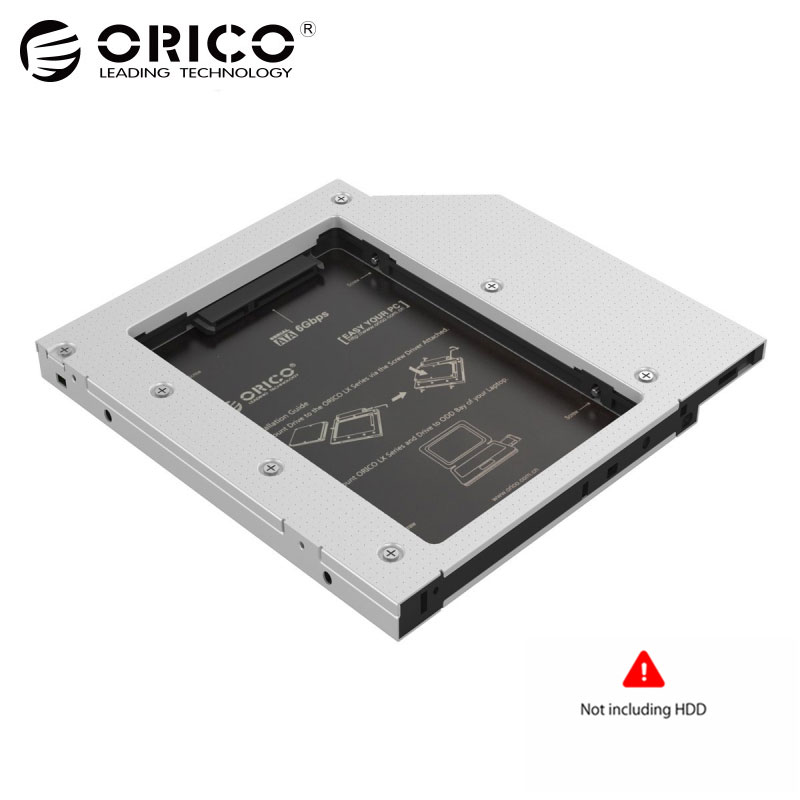 ORICO L127SS CD ROM Space SATA to SATA 2 Hard Disk Drive 2 ...
