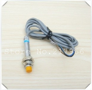 metal inductive proximity sensor switch LJ8A3-2-Z/BY PNP three-wire,free shipping