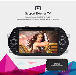 "Image 5 - 4G RAM 7"" Android 9.0 Car DVD Player for Fiat Tipo Egea 2015 2016 2017 Car Stereo GPS Navigation RDS Radio FM Wifi Multimedia"
