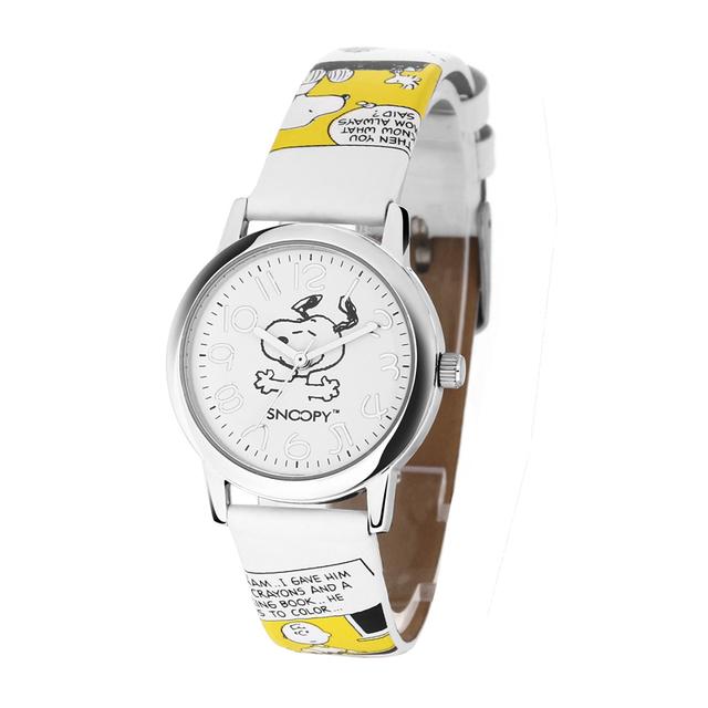 Genuine Fashion Quartz Wristwatches Leather Waterproof