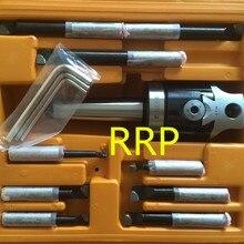 MT4 конус, F1-12 50 мм расточные головки с MT4 хвостовиком и 9 шт. 12 мм расточные стержни комплект, расточные головки, лучшее качество
