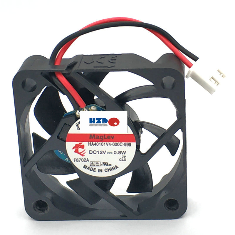 HA40101V4-000C-999 COOLING REVOLUTION 4cm <font><b>40mm</b></font> <font><b>fan</b></font> 40x40x10mm 12V 0.8W South-North Bridge Ultra-<font><b>quiet</b></font> cooling <font><b>fan</b></font> HZDO image