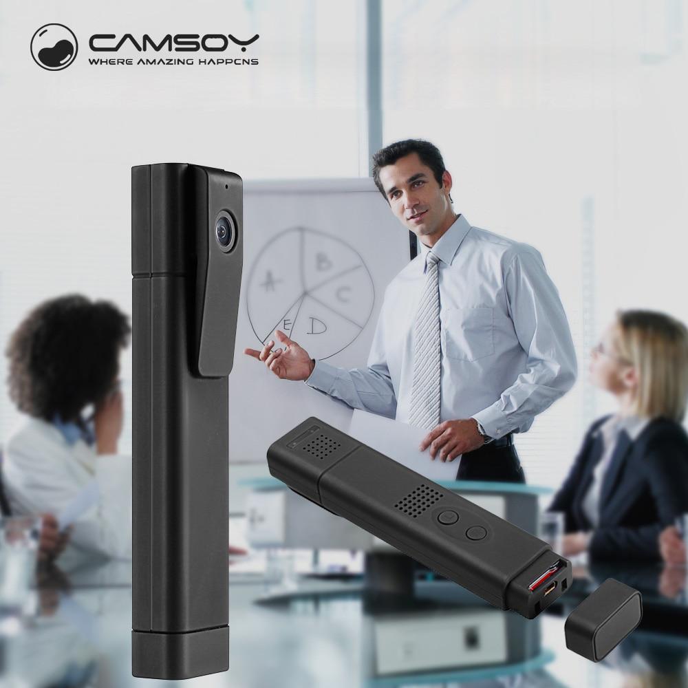 T190 Mini Camera Full HD 1080P H.264 TV Out DV Camcorder USB Pen Camera Voice Recorder Pen Micro Camara DVR Video Camera Espia