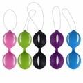 Силиконовые Ben Wa Balls Вагинальные Tight Тренажер Вибраторы Секс Игрушки Для Женщины 5 Цветов 100% Brand New