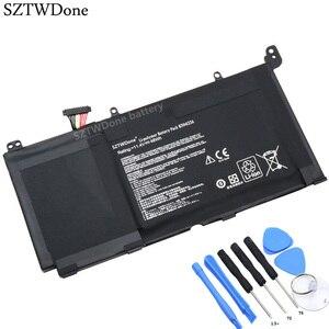 Image 1 - Batería de portátil SZTWDone B31N1336 para ASUS vivocook C31 S551 S551L S551LB S551LA R553L R553LN R553LF K551L K551LN V551L V551L V551LA