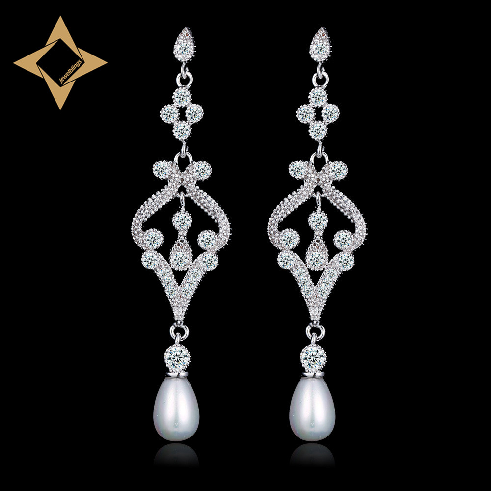 Bridal Earrings South Africa Gallery - Jewelry Design Examples