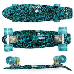 """Image 3 - Peny Bordo 22 """"di Plastica Skateboard Ragazzo Della Ragazza Disponibile"""