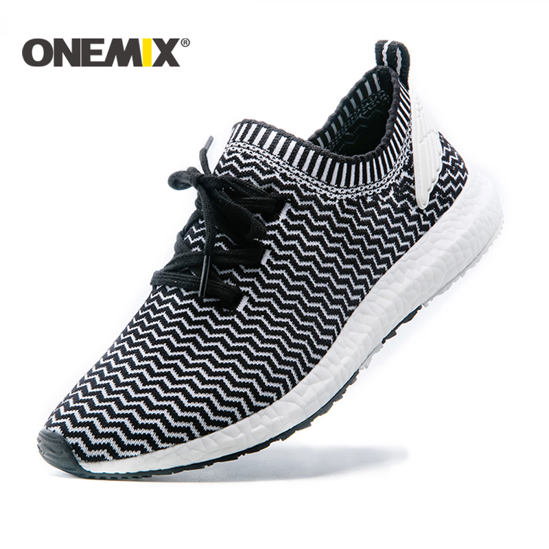 ONEMIX 2017 Men running shoes male athletic sport shoes breathable trainers chaussure femme zapatillas sneakers free shipping brand running shoes for men women unisex sport trainers breath athletic sneakers runner 9 colors plus max big size 12 onemix
