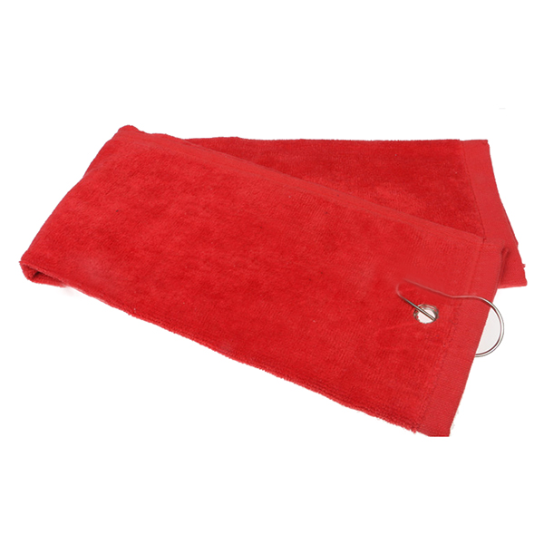 1pcs Golf towel sports towel fitness towel with hook