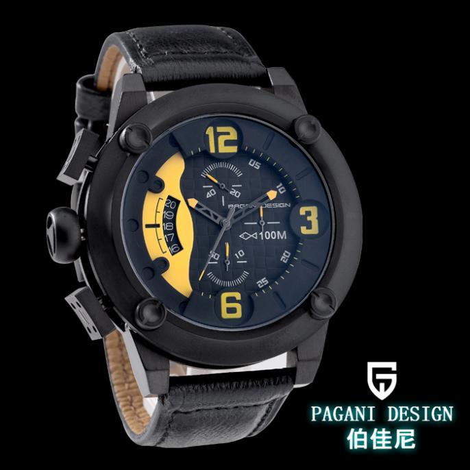 Pagani design nd male mens sports Fashion quartz wrist watch ...
