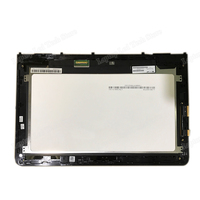 11.6'' LCD Touch Screen Digitizer Assembly +Bezel +Control Board For HP X360 11 ab 11 ab002ns 11 ab003nf 11 ab003la 11 ab004la