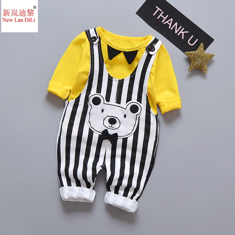 Summer Sport Suit Kids Clothing Sets Baby Boys Cotton T-shirts+Shorts 2Pc/Suit Children Clothes For Boy Vest Shorts