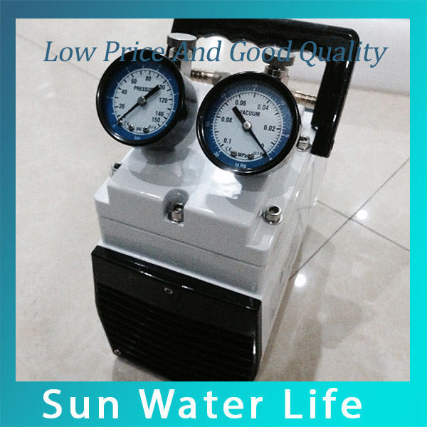 110V OR 220V  LH-85 Oil Free Diaphragm Vacuum Pump Lab Use Vacuum Pump