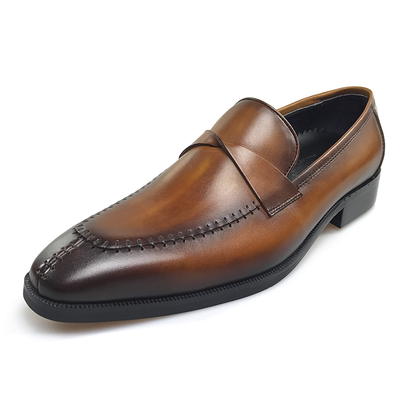 Genuine Luxury Leather Loafers 1