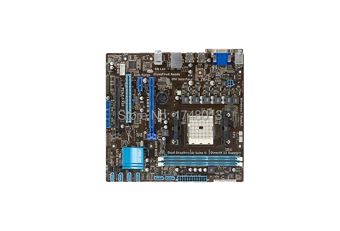 original motherboard for F1A55-M LE Socket FM1 DDR3 32GB A55 Mainboard for A8 A6 A4 E2 CPU desktop motherboard free shipping original motherboard for asus f1a55 v plus socket fm1 ddr3 boards a55 desktop motherboard