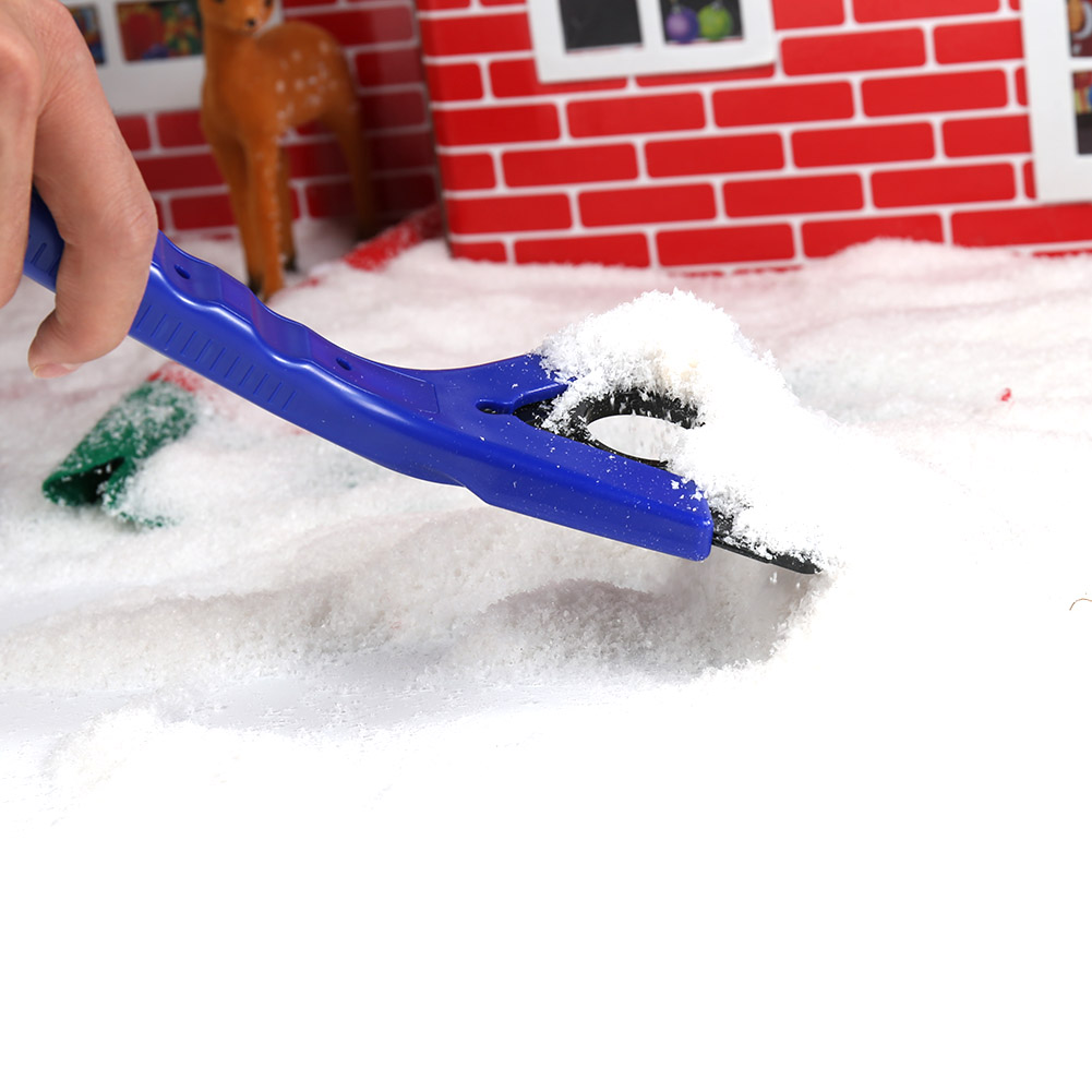 Practical New Useful Car Windshield Snow Removal Scraper Ice Shovel Window Cleaning Tool