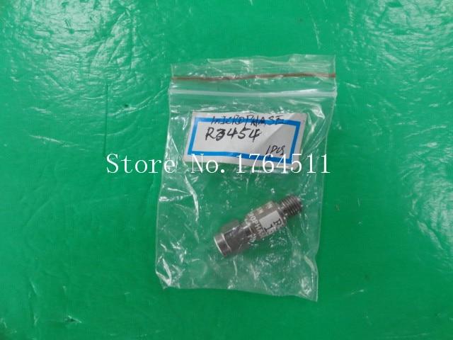 [BELLA] RF Coaxial Detector MICROPHASE R3454 SMA