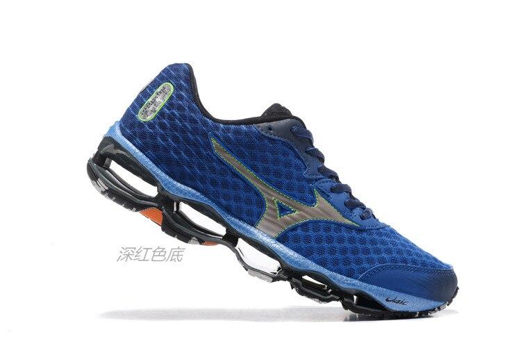 dfcd506c8cbc Mizuno Wave Prophecy 4 Professional sports Men Shoes 8 Colors ...