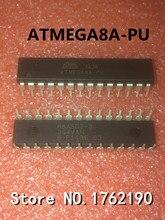 5PCS/LOT ATMEGA8A ATMEGA8A-PU DIP-28