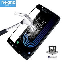 2.5D Full Coverage Glass Film for Samsung Galaxy J5 2017 SM-J530FM J530F Tempered Glass Screen Protector for Galaxy J5 2017