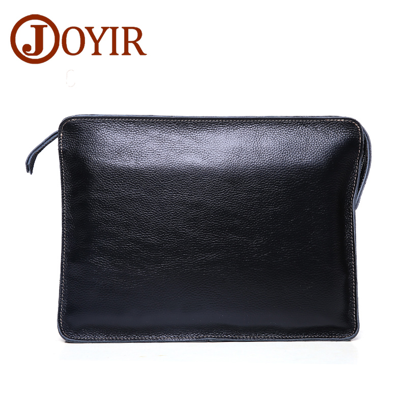 JOYIR Luxury Men Shoulder Bag Fashion Black Genuine Leather Men Bags Small Messenger Bag Male Zipper Crossbody Bags jason tutu promotions men shoulder bags leisure travel black small bag crossbody messenger bag men leather high quality b206
