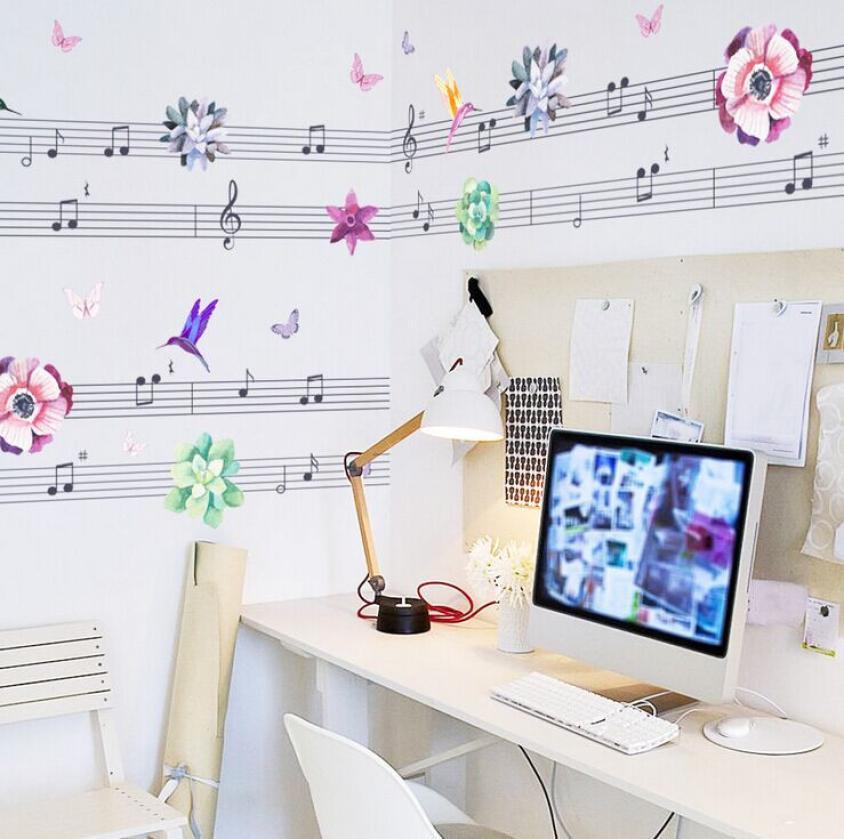 Tv background kindergarten environment kitchen decorative wall 1pc wall sticker aeproduct thecheapjerseys Gallery