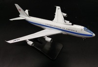 1: 400 US Air Force E 4B airborne command aircraft model 40787 Favorite alloy aircraft model Scale Models With Original Box