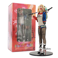 Suicide Squad Harley Quinn 1 6th Scale Collectible Figure Toy 18cm