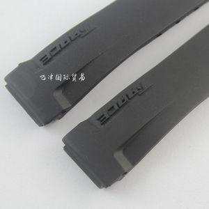 Image 2 - Женский резиновый ремешок T048217A 17 мм (пряжка 16 мм) T RRCE черная силиконовая резина Ремешок T048217 ремешок для часов для женщин T048