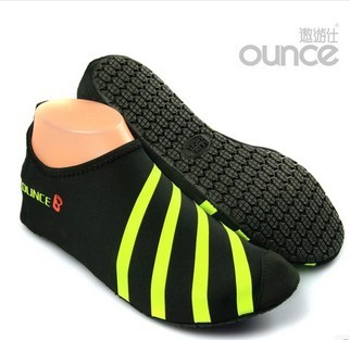 Free Shipping 1Pair CZX4 Men Woman ACTOS Skin Shoes / Non-Slip for Woman (Running,Cycling, Jogging, Fitness)
