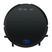 Rechargeable Electric USB Sweeping Robot Vacuum Cleaner Intelligent Auto Induction Floor Cleaning Toy Dust Catcher Home