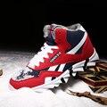 Зимний Мех Снег Ботильоны для Мужчин Теплый Плюшевые Повседневная Обувь Мужчины Суперзвезда Теплой нескользящей Квартиры Бегун Обувь резиновые Zapatillas