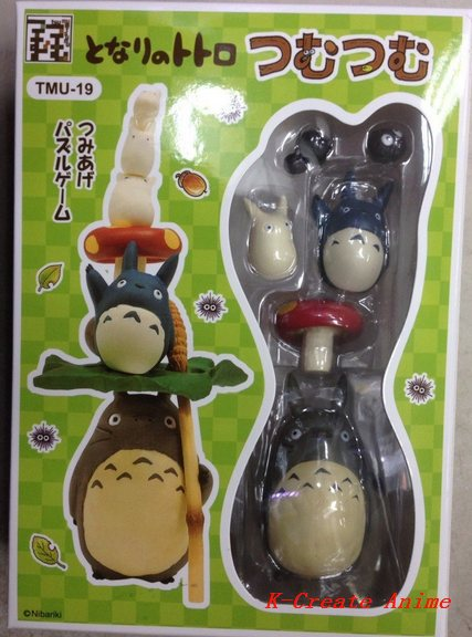 ФОТО Free shipping 1pcs My Neighbor Totoro pvc figure doll tall 7cm.1pcs newest Totoro packed in color box.