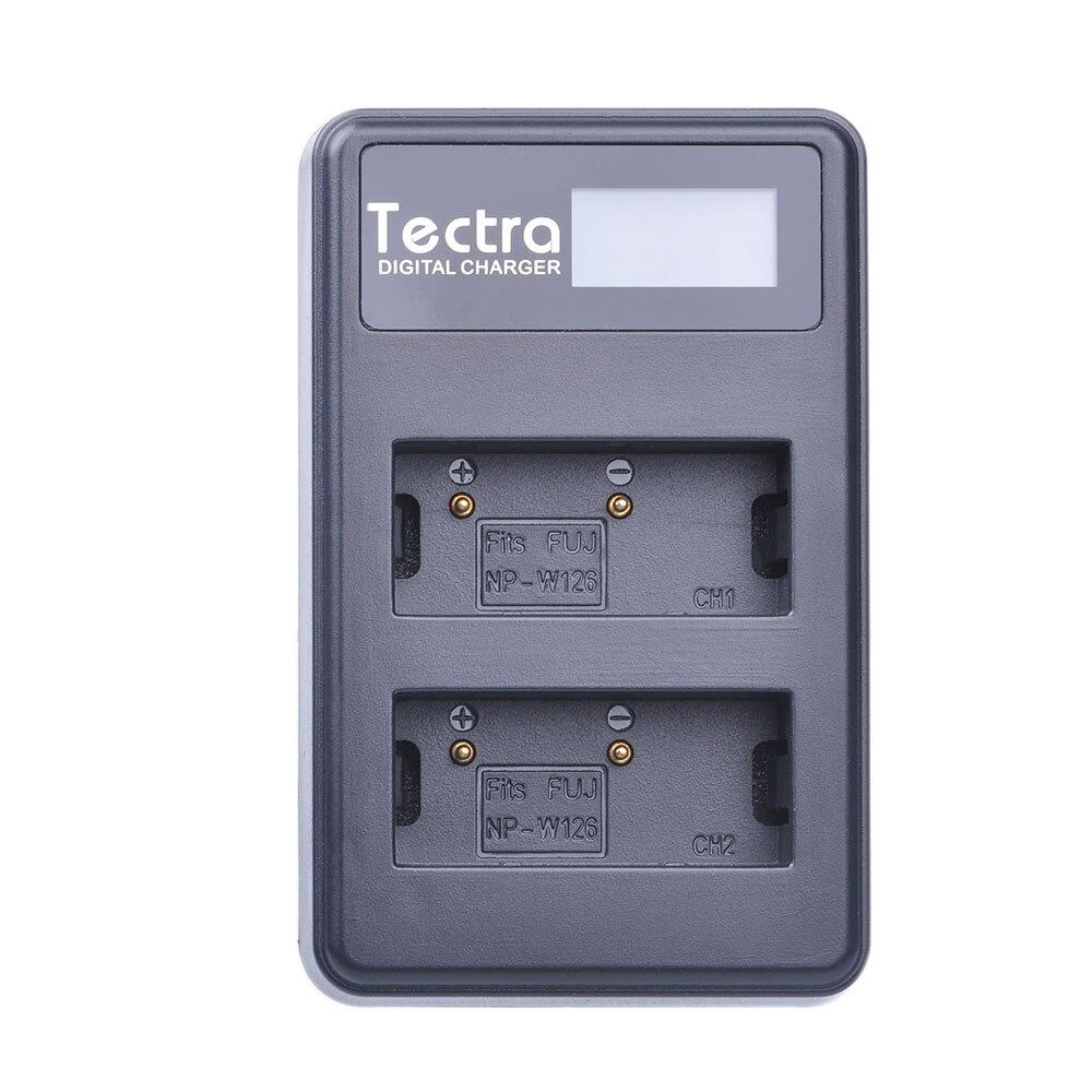 Lcd Usb Dual Ladegerät Stromquelle 1400 Mah 2 Stücke Np-w126 Npw126 Batterie Für Fujifilm Fuji X-pro1 Xpro1 X-t1 Xt1 Xe1 Hs30exr Np W126 Batterie