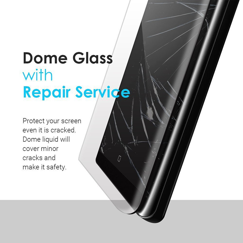 Suntaiho UV Liquid full Glue fully adsorbed Tempered Glass for Samsung note9 note8 Galaxy S9 S8plus Nano UV Screen Protector