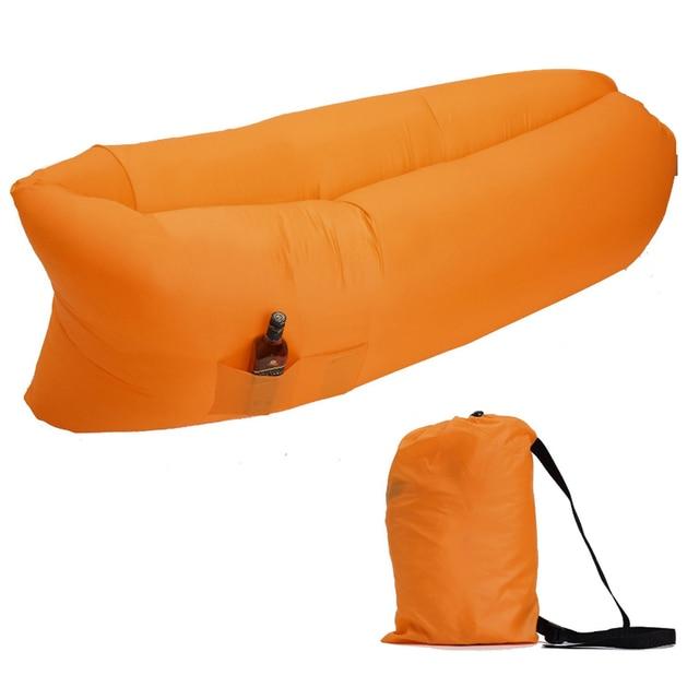 Rápido de aire inflable sofá 50*70*210 cm Que Acampa plegable ...