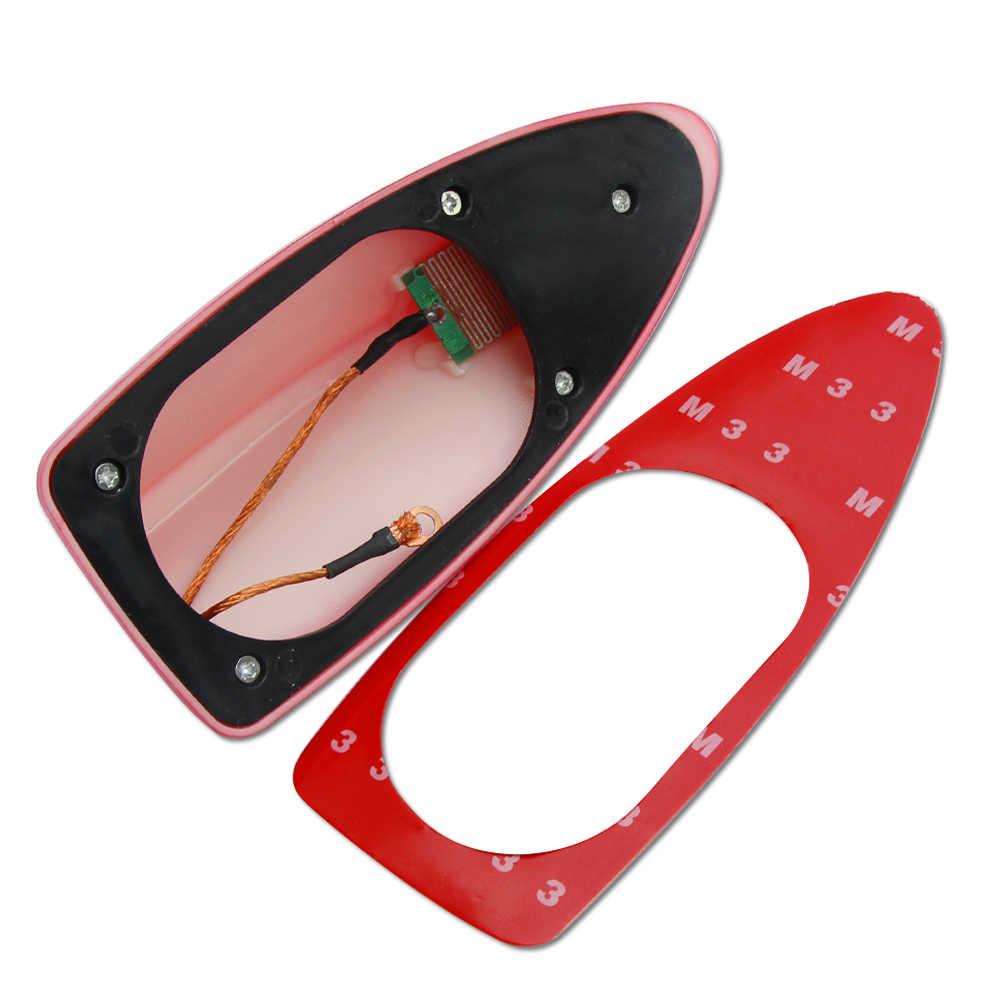 ملحقات بتصميم هوائي لإشارة زعانف القرش لسيارة ألفا روميو GT Q2 روميو 147 156 159 جيوليتا ميتو هوائيات راديو فارغة للسيارة