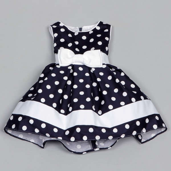 Flower Girl Dress Kids Costume Toddler Baby Children Clothing Polka Dot Princess Party Wedding Formal Tutu Girls Dress Summer 2017 new girls dresses for party and wedding baby girl princess dress costume vestido children clothing black white 2t 3t 4t 5t