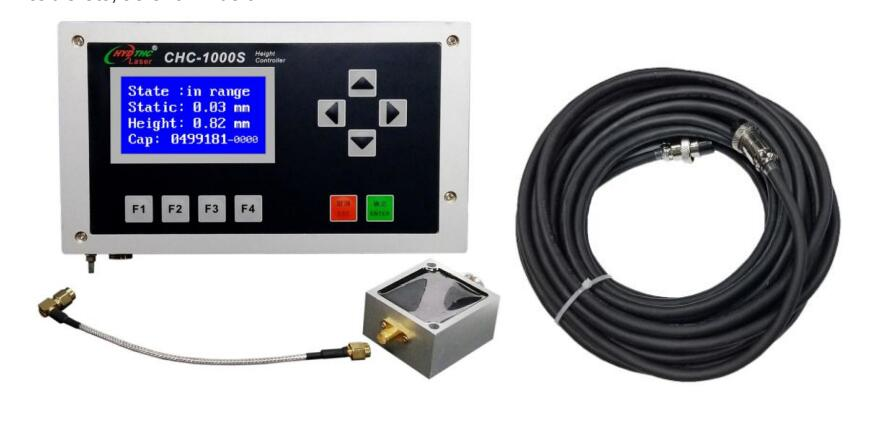 Capacitive laser cutting height sensor CHC 1000S Auto focus system , laser THC,fiber laser cnc controller can replace EG8030