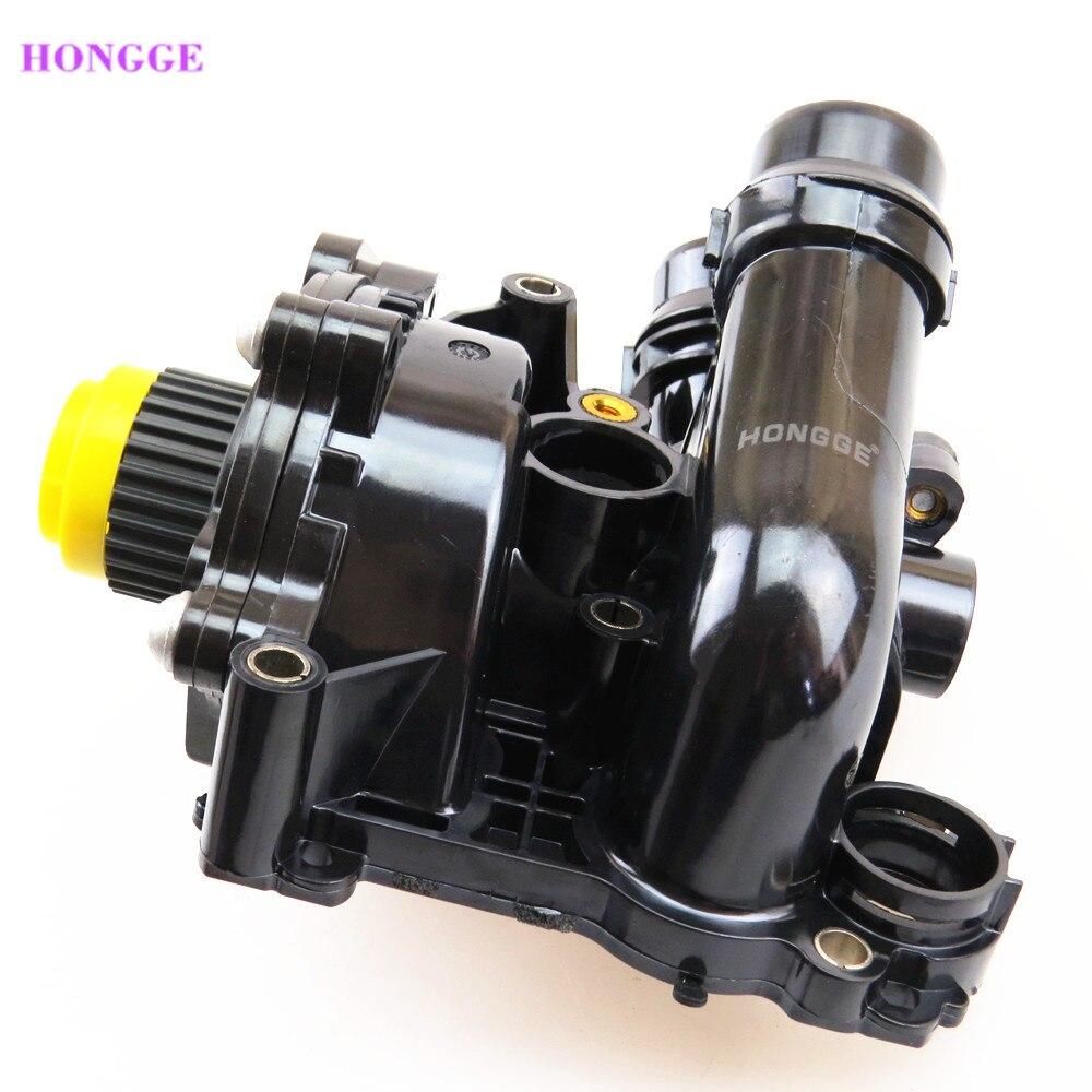 Hongge 1.8 т 2.0 т Двигатели для автомобиля водяного охлаждения циркуляционный насос для VW Jetta Гольф Passat CC EOS Tiguan сиденья Alte A4 A5 Q5 TT 06 H 121 026