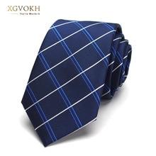 Mens Neck Ties for Men 6cm Polyester Silk Neckties Casual tie Business Neckwear Corbatas Wedding