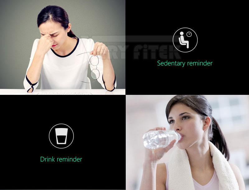 VERYFiTEK V12 Fitness Bracelet IP67 Life Waterproof  Smartband Heart Rate Blood Pressure Oxygen Monitor Smart Wristband Tracker (18)