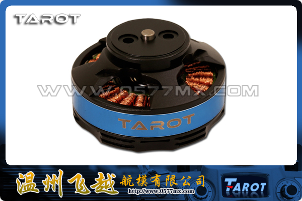 Moteur sans brosse multi-axes Tl68p02 de moteur de Tarot 4006 de Flyover/620kv
