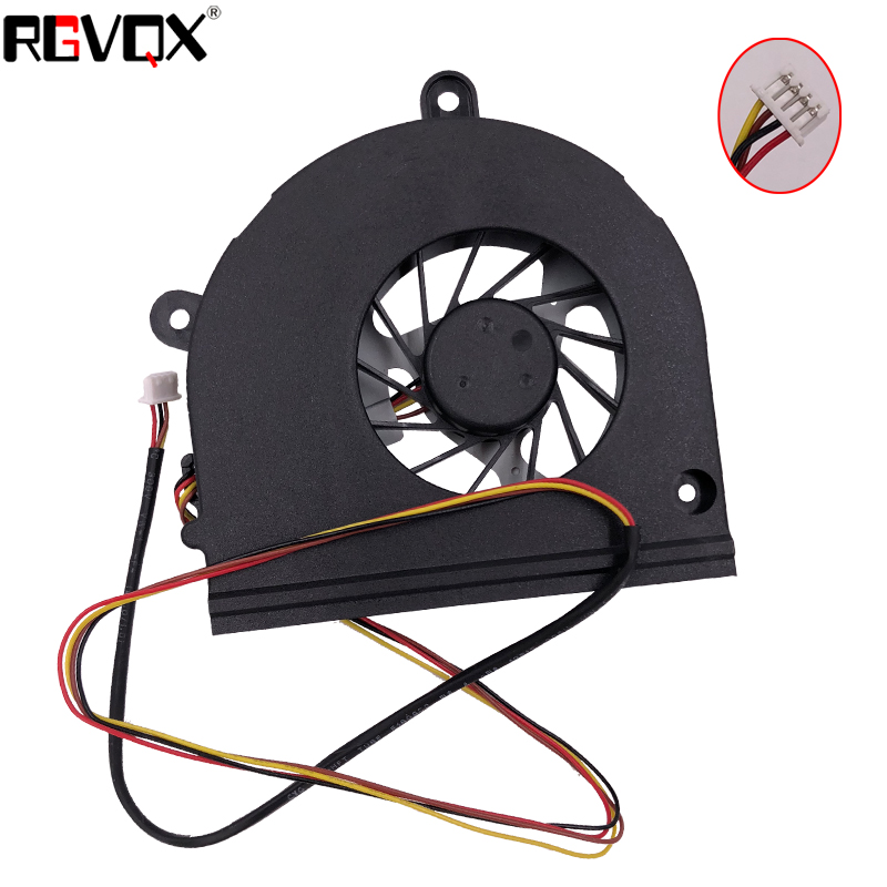 Купить с кэшбэком New Laptop Cooling Fan For Toshiba Satellite P855 P840 P845T P850 Replacement Cooler