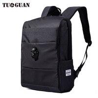 China Famous Brand Vintage Men Waterproof Backpack Laptop Computer Bags Casual Travel Bagpack School Back Pack